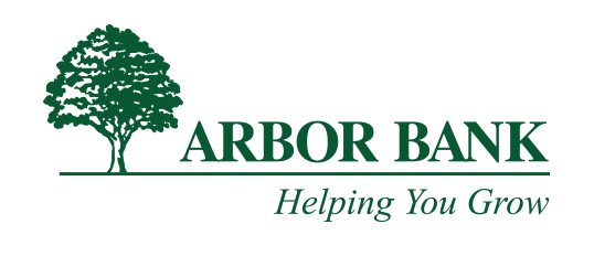 Arbor Bank Logo on Mobile